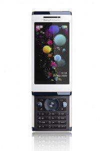 Sony Ericsson Aino abierto