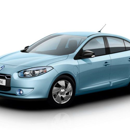Nuevo Renault Fluence Z.E