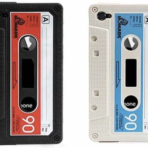 Carcasa Retro Cassette