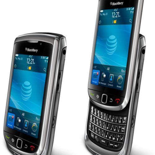 El Blackberry Torch 9800