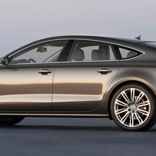 El nuevo Audi A7