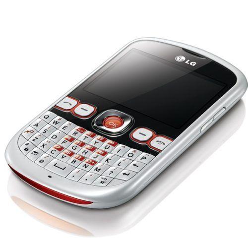 El LG Town, casi un Blackberry, pero con Redes Sociales