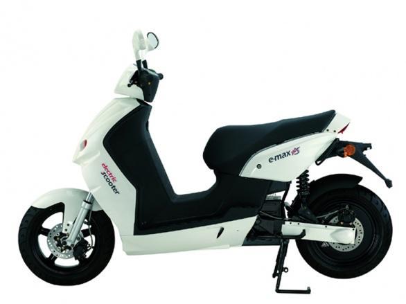 Scooter e-max