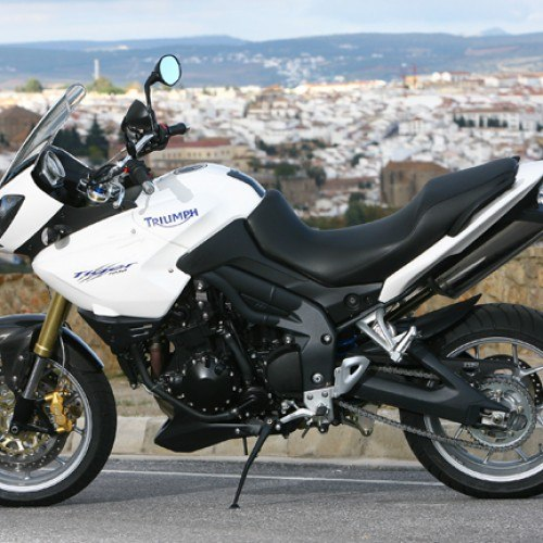Triumph Tiger 1050 – 2012