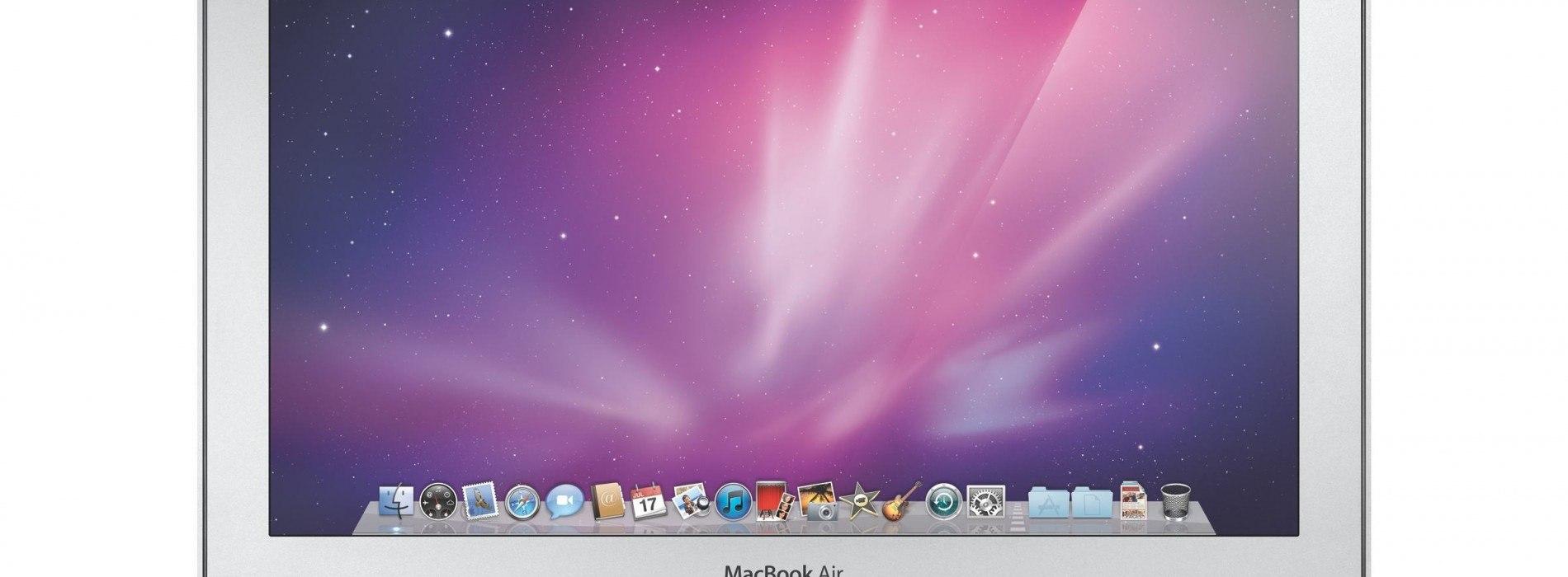 Apple Macbook Air 11.6″ Late 2010