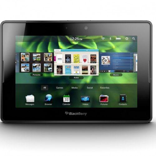 PlayBook, la nueva tablet de RIM