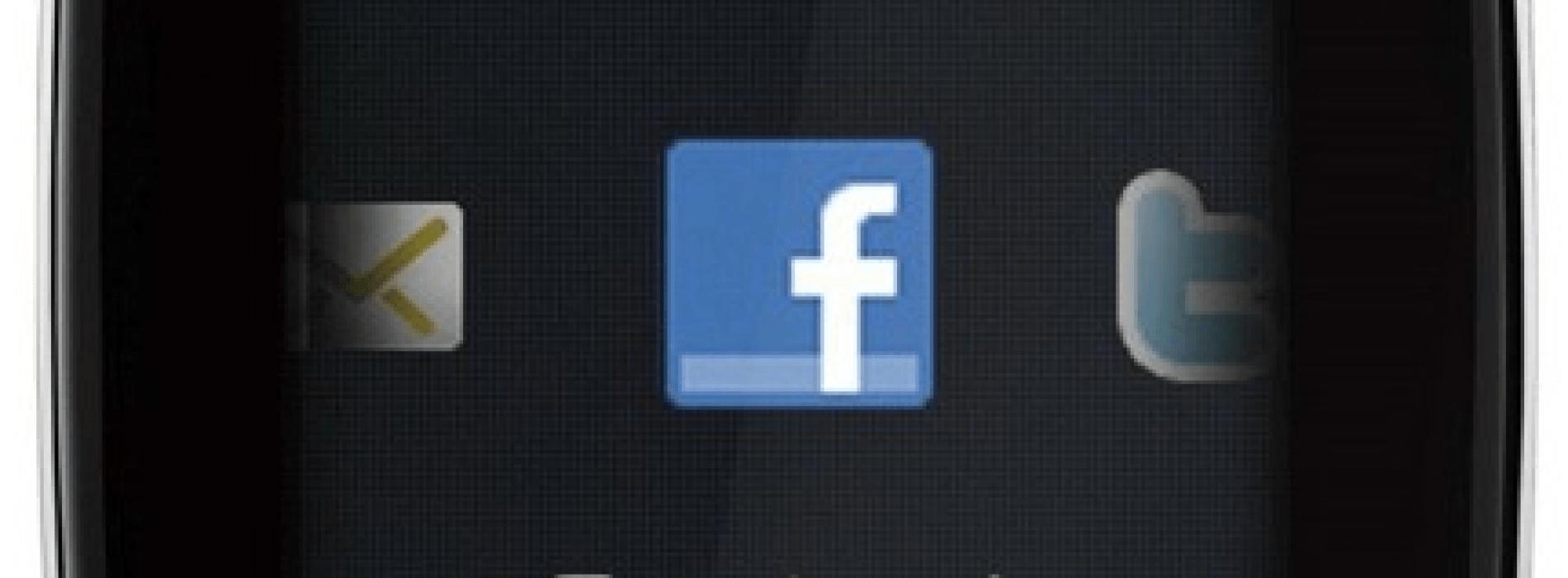 Sony Ericsson LiveView: pone las redes sociales en tu muñeca.
