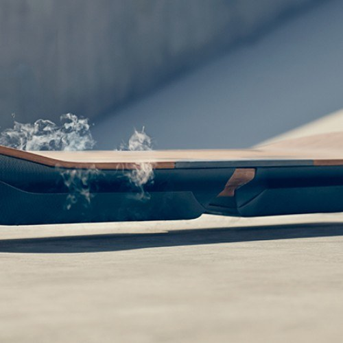 Lexus Hoverboard, el patín volador al fin es una realidad