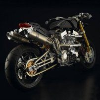 Ecosse Titanium Series FE Ti XX, la moto más cara del mundo