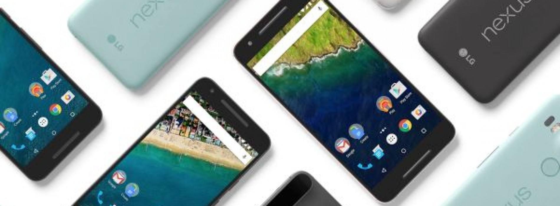 Huawei Nexus 6P el buque insignia de Huawei