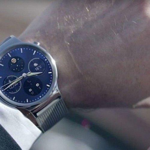 El reloj inteligente de Huawei