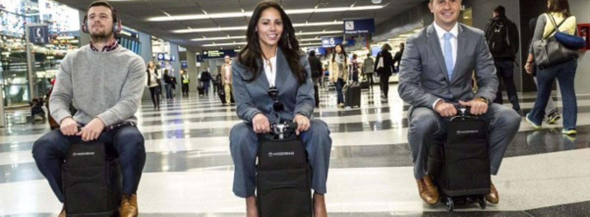 MODOBAG la maleta que te lleva a ti