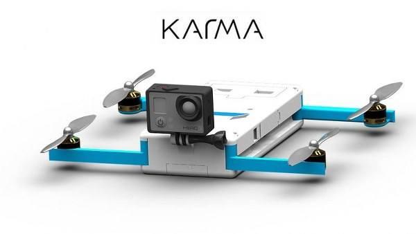 Karma el dron de GoPro