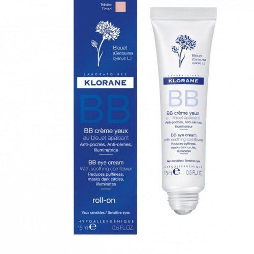 Oro azul de Klorane para una piel más hermosa