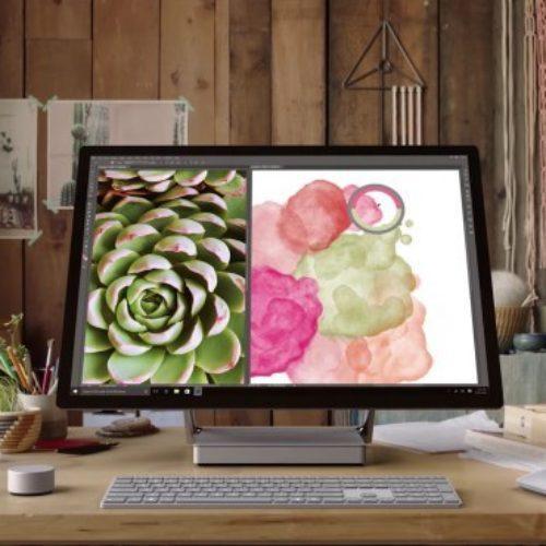 Microsoft intenta la competencia para el iMac