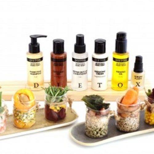Nueva línea de cosmética natural Dietox