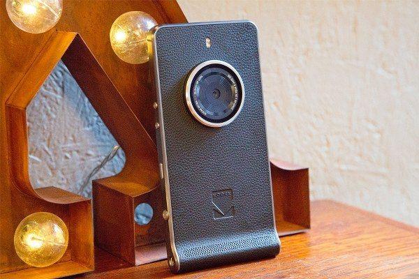 Kodak saca un Smartphone especial para fotógrafos