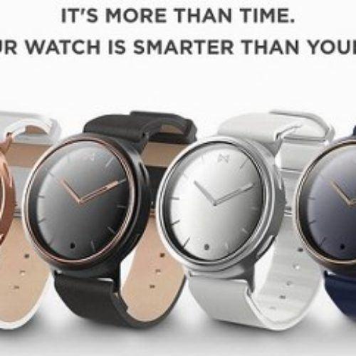 Misfit Phase, el nuevo reloj híbrido