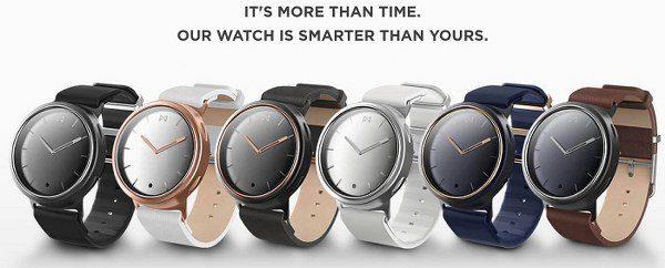 Misfit Phase el nuevo reloj híbrido