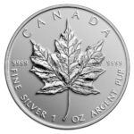 Canadiense Silver Maple Leaf