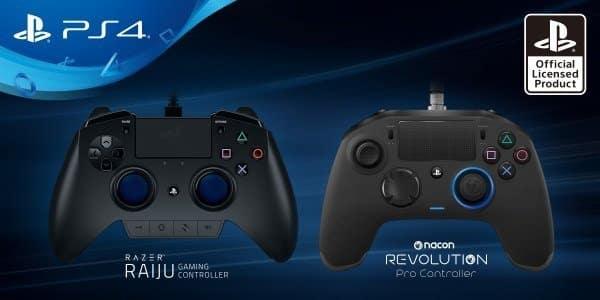 El PS4 tiene nuevo mandos y tienen similitudes con los de Xbox One