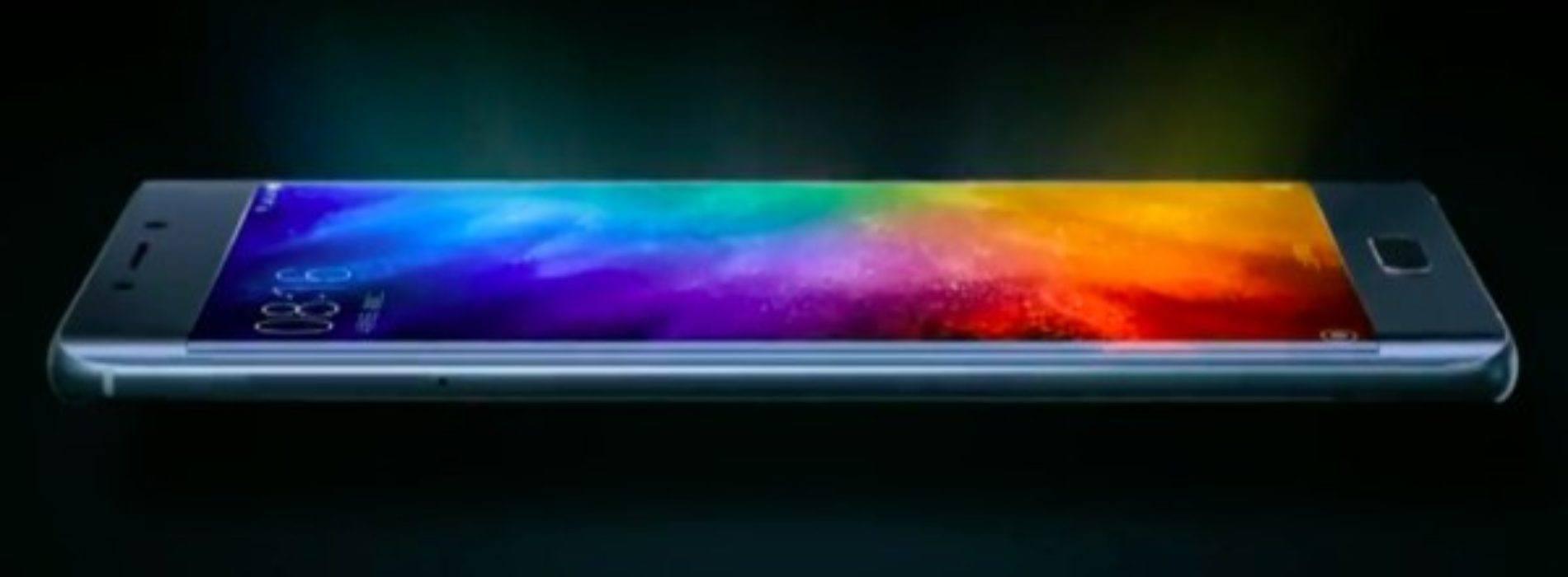 Xiaomi saca Mi Note 2