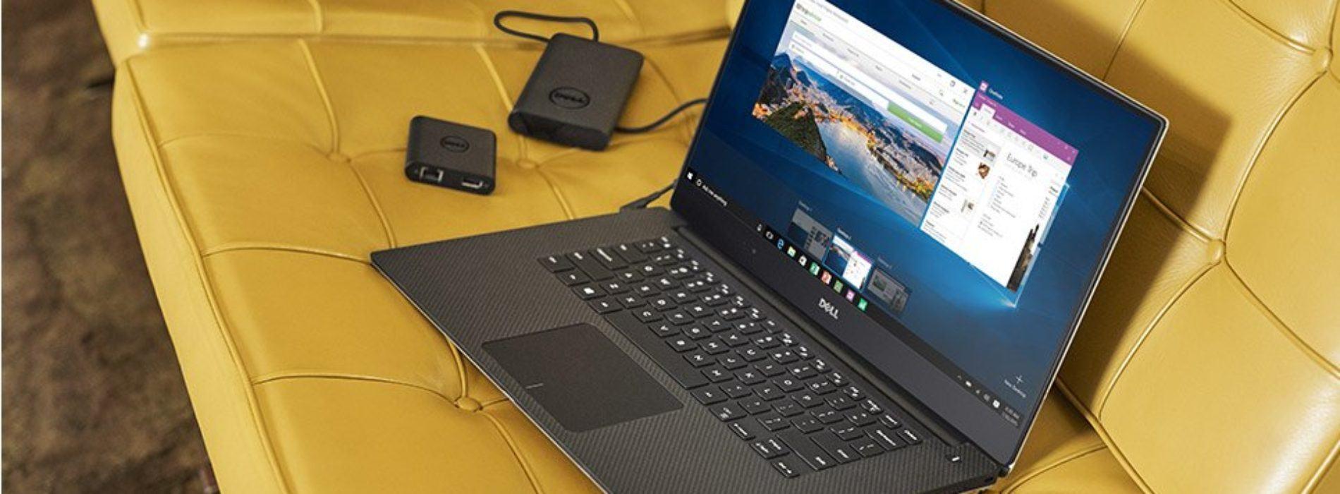 El primer portátil en usar Nvidia GeForce GTX 1050 será el Dell XPS 15