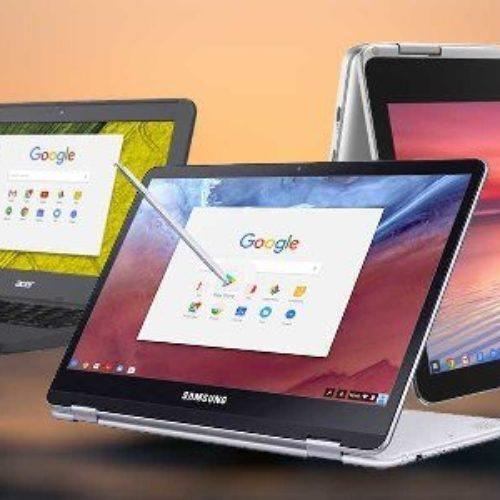 Los mejores Chromebooks en el CES 2017