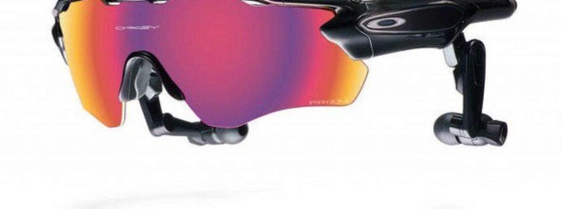Oakley Radar Pace, gafas inteligentes para deportistas