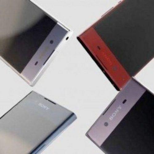 Sony lanza 5 smartphones nuevos en el MWC