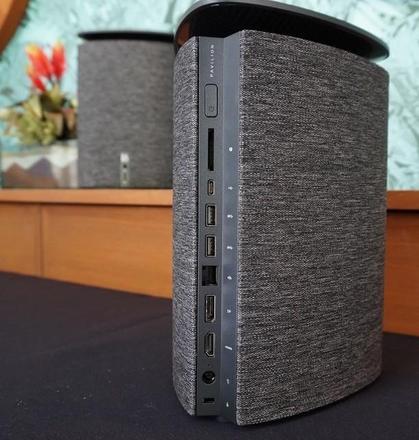 HP Pavilion Wave conectores
