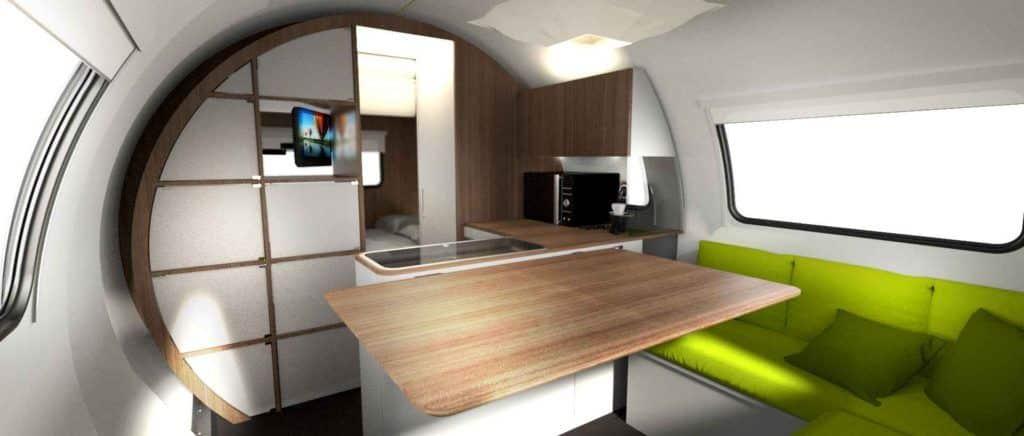BeauEr 3X Diseño interior