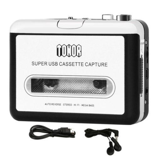 Convertidor de casetes a MP3