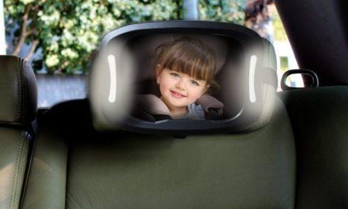 Espejo retrovisor bebe, cuál elegir