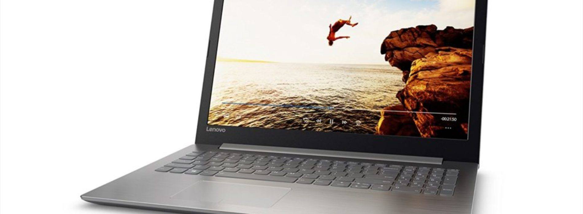 Lenovo Ideapad 320, nadie ofrece tanto por tan poco
